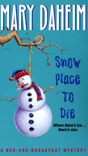 Snow Place to Die book image