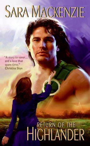 Return of the Highlander book image