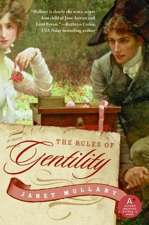 The Rules of Gentility book image