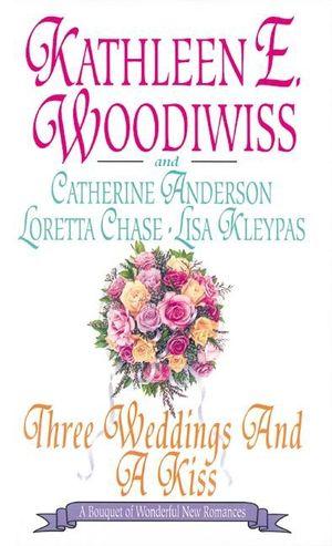 Three Weddings and a Kiss book image