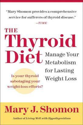 The Thyroid Diet Mary J Shomon Ebook