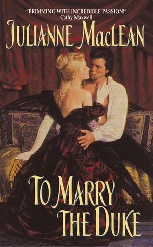 To Marry the Duke book image