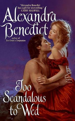 Too Scandalous to Wed book image
