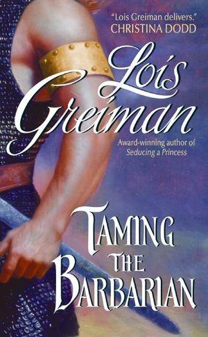 Taming the Barbarian book image