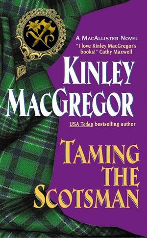 Taming the Scotsman book image