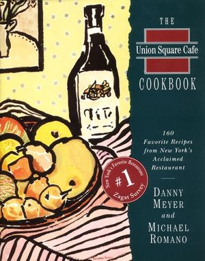 The Union Square Cafe Cookbook book image