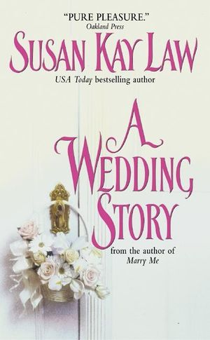 A Wedding Story book image