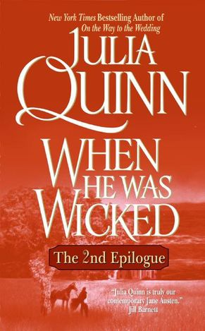 When He Was Wicked: The 2nd Epilogue