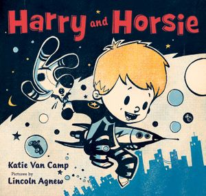Harry and Horsie book image