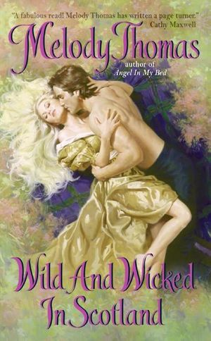 Wild and Wicked in Scotland book image