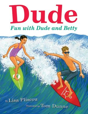 Dude book image