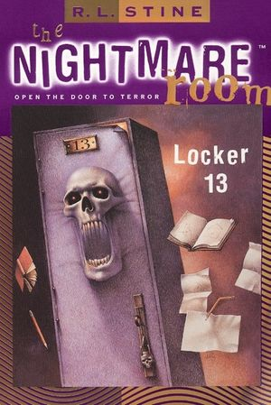 The Nightmare Room #2: Locker 13 book image