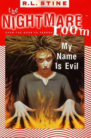 The Nightmare Room #3: My Name Is Evil - R.L. Stine - E-book
