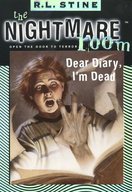 The nightmare room 5 dear diary im dead rl stine e book the nightmare room 5 dear diary im dead fandeluxe Image collections