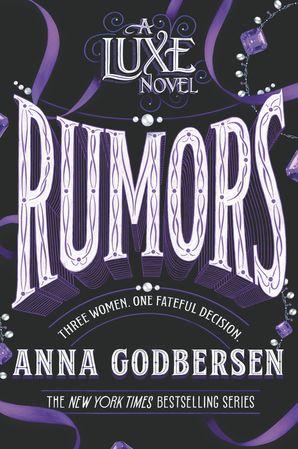 Rumors Anna Godbersen E Book