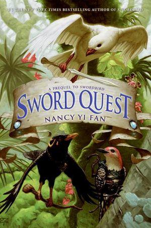 Sword Quest book image