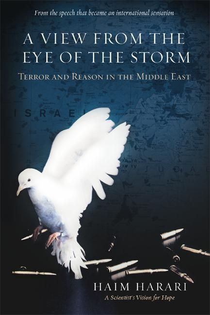 A View From The Eye Of Storm Read Sample Enlarge Book Cover