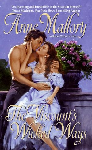 The Viscount's Wicked Ways book image