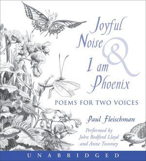 Joyful Noise and I Am Phoenix book image