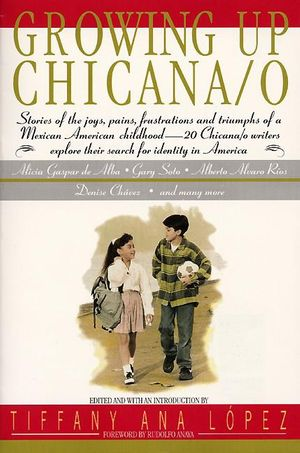 Growing Up Chicana/o book image