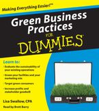 Green Business Practices for Dummies Downloadable audio file ABR by Lisa Swallow
