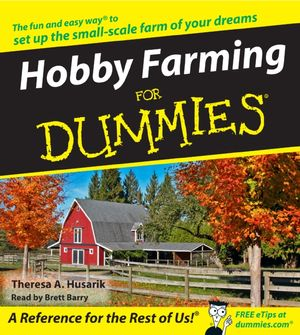 Hobby Farming for Dummies book image