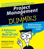 project-management-for-dummies