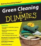Green Cleaning for Dummies Downloadable audio file ABR by Elizabeth Goldsmith