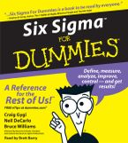 Six Sigma For Dummies Downloadable audio file ABR by Bruce Williams