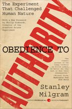 Obedience to Authority Paperback  by Stanley Milgram