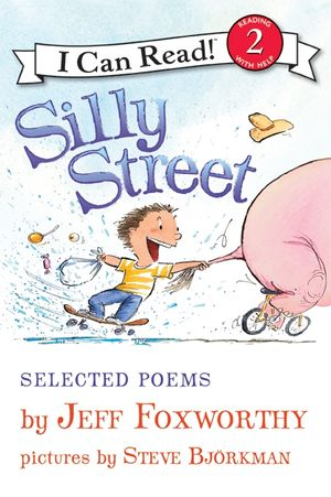 Silly Street: Selected Poems book image