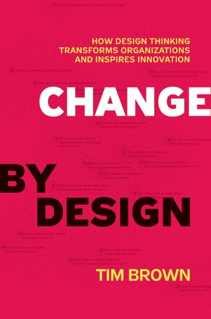 change by design tim brown hardcover