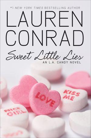 Sweet Little Lies book image