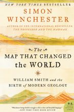 The Map That Changed the World Paperback  by Simon Winchester
