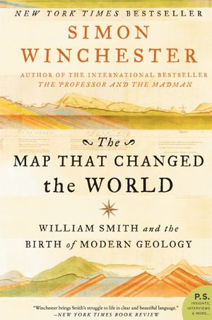 The Map That Changed the World book image