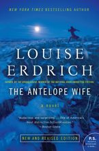 The Antelope Wife Paperback  by Louise Erdrich