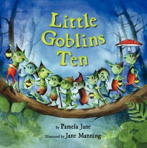 Little Goblins Ten book image
