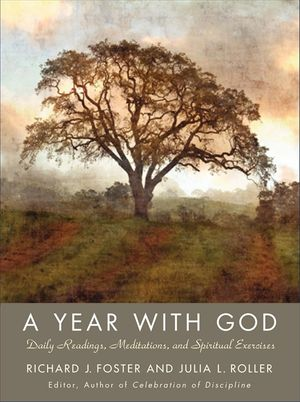 A Year with God book image