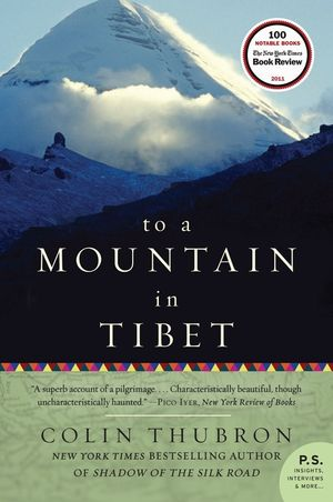 To a Mountain in Tibet book image