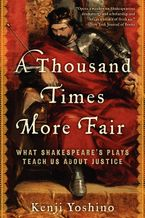 A Thousand Times More Fair Paperback  by Kenji Yoshino