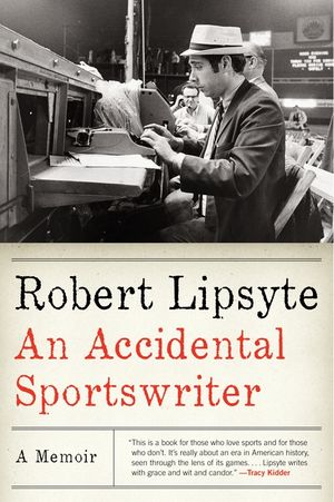 An Accidental Sportswriter book image