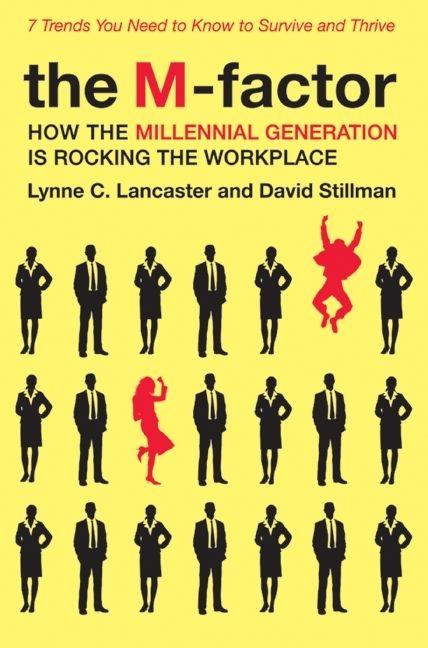 The M-Factor - Lynne C. Lancaster, David Stillman - Hardcover