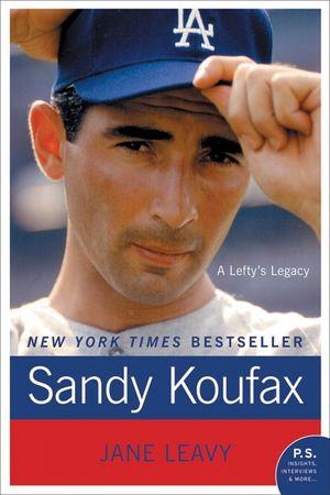 Sandy Koufax book image