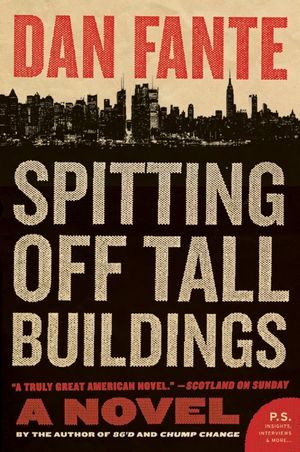 Spitting Off Tall Buildings book image