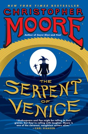 The Serpent of Venice book image