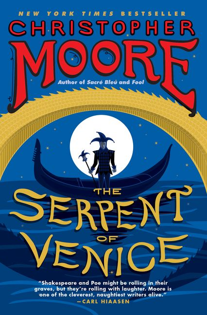 The Serpent of Venice - Christopher Moore - Paperback