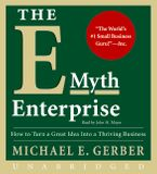 The E-Myth Enterprise CD CD-Audio UBR by Michael E. Gerber
