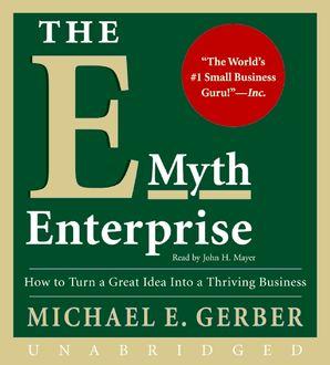 The E-Myth Enterprise CD