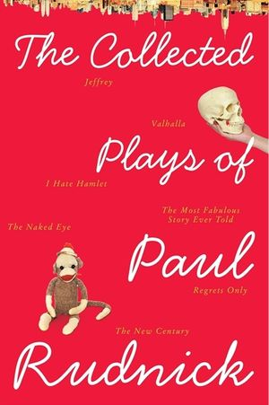The Collected Plays of Paul Rudnick book image