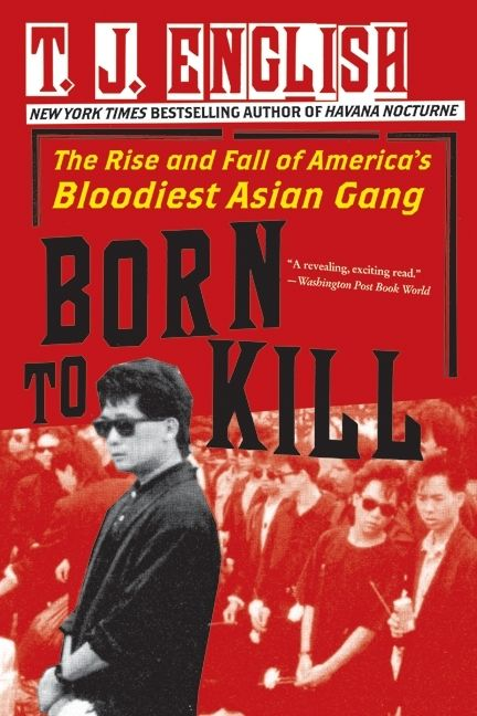 Born to kill t j english paperback read a sample enlarge book cover fandeluxe Images